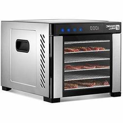 Commercial Food Dehydrator Machine Easy Setup Digital Adjust