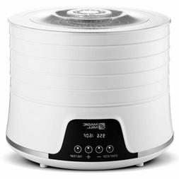 Magic Mill Commercial pro 5 Tray Food Dehydrator with digita