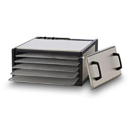 d500shd stainless steel 5 tray