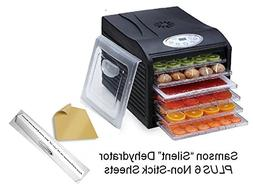 "Samson ""Silent"" Dehydrator 6-Tray with Digital Controls PLUS"