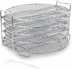 dehydrator rack compatible with ninja foodi 6