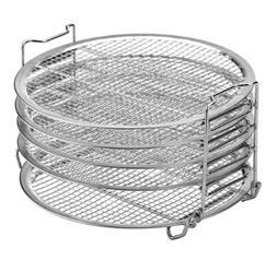 Dehydrator Stand Food Grade Air Fryer Accessories 5-layer Gr