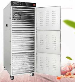 Dehydrator with Touch Digital Temperature Control Pet Food D