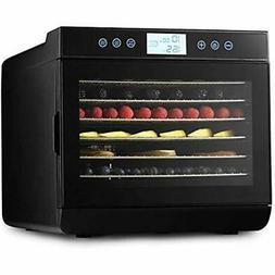 MAGIC MILL Dehydrators Professional Food Machine, 7 Stainles