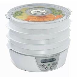 Presto Dehydro Digital Electric Food Dehydrator Model 06301