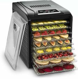 Deshidratador De Alimentos Carnes Frutas Con Control Digital