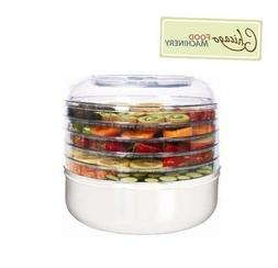 Chicago Food Machinery EASYDRY Food Dehydrator, White