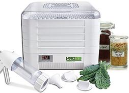Excalibur EJM50W EZ Dry 5-Tray Stackable Electric Jerky Dehy