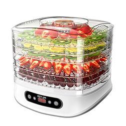 MLITER Electric Food Dehydrator Machine 5-tier Food Preserve
