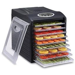 Ivation 9 Tray Premium Electric Food Dehydrator Machine - 60