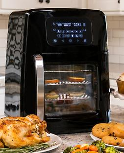 Elite Power Air Fryer Oven Toaster All-in-One 12Qt Plus As S