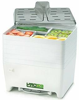 Excalibur EPD60W EZ Dry 6-Tray Stackable Electric Food Dehyd