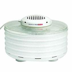 NESCO FD-37A, Food Dehydrator, White Speckled/Marbled, 400 w