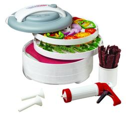 NESCO FD-61WHC, Snackmaster Express Food Dehydrator All-in-O
