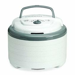 NESCO FD-75A, Snackmaster Pro Food Dehydrator, Gray Standard