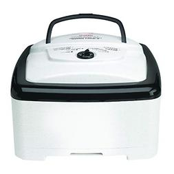 NESCO FD-80A, Square-Shaped Dehydrator, White Speckled, 700