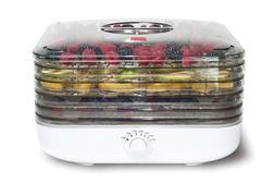 Ronco Ez Store Turbo 5 Tray Food Dehydrator
