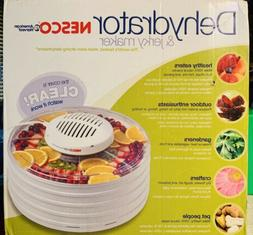 Nesco Food Dehydrator 425 W 4 Trays