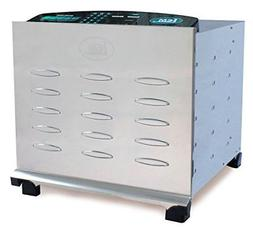 Food Dehydrator 500 Watt Unit Removable Shelves Automatic Sh