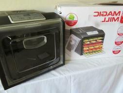 Magic Mill FOOD DEHYDRATOR Dryer BEEF JERKY Maker MFD-1600 M