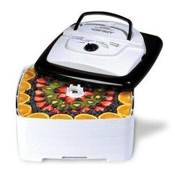 Nesco Food Dehydrator |FD80CN| 700W, 4-trays + accessories