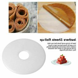Food Dehydrator Fruit roll-up Sheets Food Fruit leathers Lea