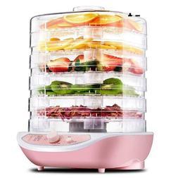 Food Dehydrator Fruit Vegetable Herb Meat Drying Machine Pet