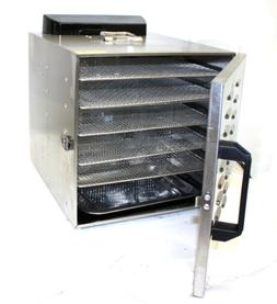 Food Dehydrator Fruit Vegetable Meat Drying Machine Snack Dr