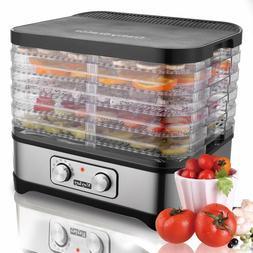Food Dehydrator Machine, Electric Food Dryer for Jerky, Beef