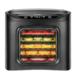 food dehydrator machine 6 tray preserver electric
