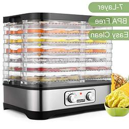 Food Dehydrator Machine - BPA Free Drying System With Nestin
