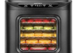 Chefman Food Dehydrator Machine, Electric Multi-Tier Food Pr