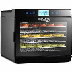 food dehydrator machine digital 7 trays stainless