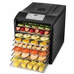 Magic Mill Food Dehydrator Machine - Easy Setup Digital Adju