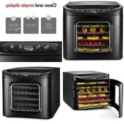 Magic Mill Food Dehydrator Machine   Easy Setup  Digital Adj