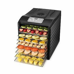 Magic Mill Food Dehydrator Machine - Easy Setup, Digital Adj