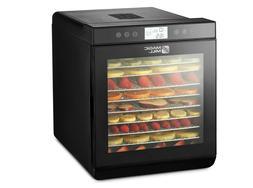 Magic Mill Food Dehydrator Machine - Easy Setup, Digital Adj