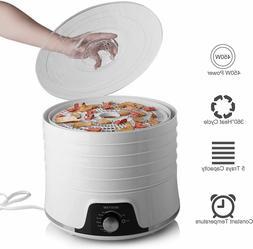 BESTEK Food Dehydrator Machine Electric Fruit and Vegetable