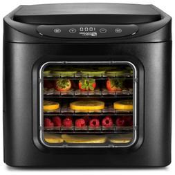 MAGIC MILL Professional Food Dehydrator Machine, 6 Drying Ra