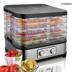 Food Dehydrator Machine Professional Electric 5/7 Multi-Tier