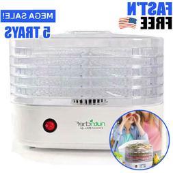 Food Dehydrator Machine Professional Electric Multi Tier Foo