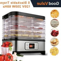 Food Dehydrator Machine Professional Electric Multi-Tier Foo