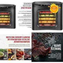 Chefman Food Dehydrator Machine, Touch Screen Electric Multi