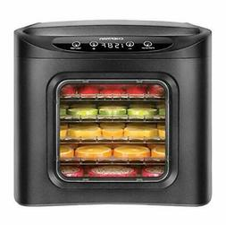 Chefman Food Dehydrator Machine Touch Screen Electric Multi-