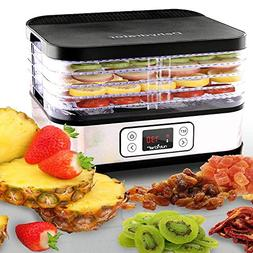 Digital Food Dehydrator Preservation Machine - 250 Watt Mult