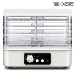 SHINIL Food Dehydrator SFD-H480M White Color 220V 60Hz