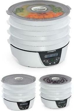 Food Dehydrator Tray Machine Presto Dehydro Digital Electric
