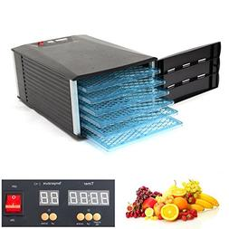 Food Fruit Dehydrator with Door Digital Timer