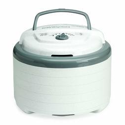 NESCO FD-75A, Snackmaster Pro Food Dehydrator 5 Trays, 600 W