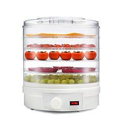 Fruit Dehydrator Air Dryer Environmentally Friendly Abs 5 La